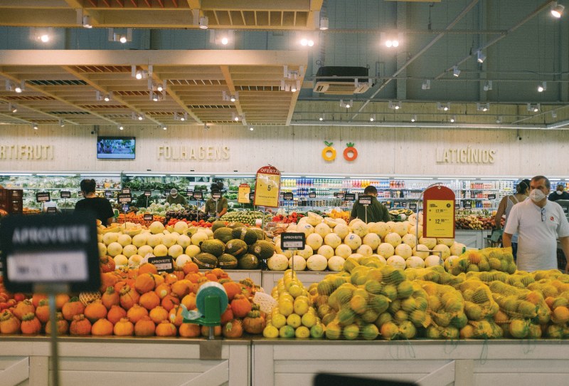 From groceries to fresh foods, we have it all